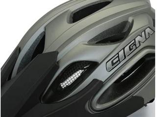 Animiles Bike Helmet   Black   Size l 57 62cm