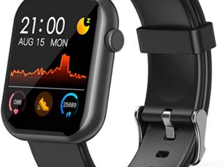 Tekpluze Smart Watch   Black