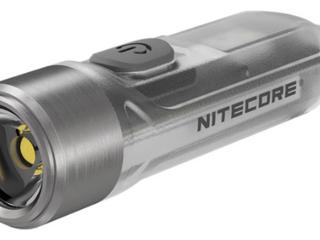 Nitecore Tiki le Osram P8 Rechargeable led Keylight