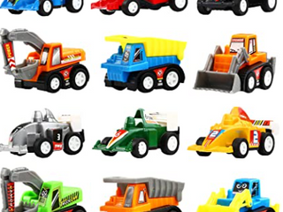 Working Vehicle Truck Series Toy