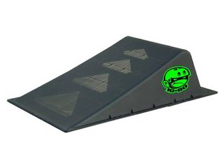Ten Eighty Micro Skateboard BMX Ramp