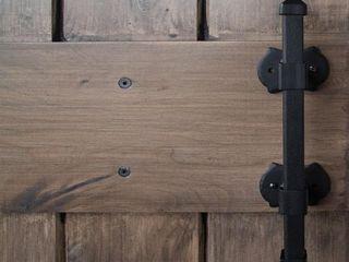 San Juan Barn Door Pull Handle  Set of 2