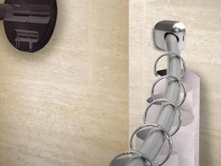 Rod Desyne Curved Shower Curtain Rod