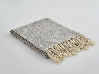 lowa Beach Towel  Storm Grey