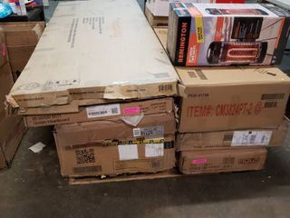 Miscellaneous Pallet of Incomplete or Damaged Items