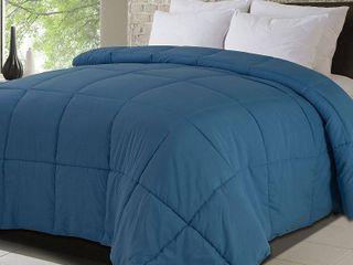 Fusion Never Down All Season Microfiber Down Alternative Twin Comforter