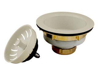 Keeney Heavy Duty Kitchen Sink Strainer with Power Ball Basket