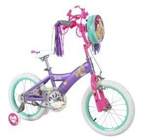16 inch Girls Barbie Bike