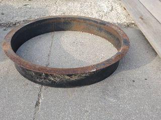 Metal Firepit Ring