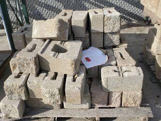 Grey Retaining Wall Blocks