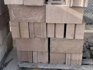 Brown Cinder Blocks