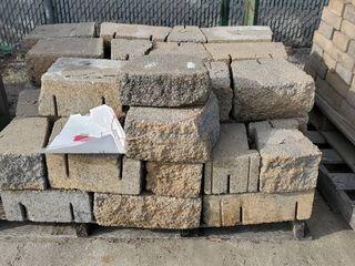 Brown Grey Retaining Wall Blocks