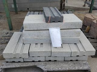 Pallet of Stone Tops