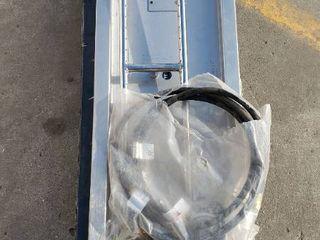 American Fireglass 30in Rectangle Drop In Pan