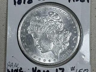 1878 CC Morgan Dollar MS