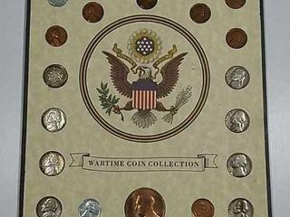 Wartime 26 Coin Collection