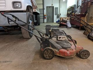 Toro 30 Inch Turfmaster Self Propelled Mower
