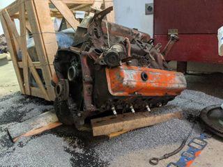 GM Engine Block