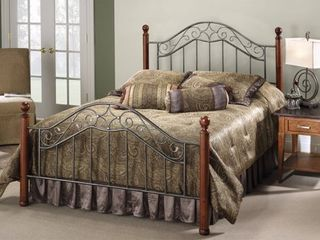 Martino Bed Set  Queen Headboard and Footboard Only  No Side Rails Retail 419 00