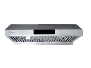 Hauslane PS18 Under Cabinet Range Hood  lED  Baffle Filters  3 Way Venting  Retail 344 99