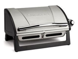 Cuisinart Grillster Portable Gas Grill Silver