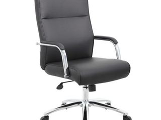 Boss Office Products Modern Executive Conference Chair   Retail 139 99