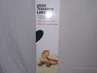 Zilla Green Terrarium liner 125 Gallon