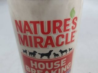 Nature s Miracle House Breaking Potty Training Spray