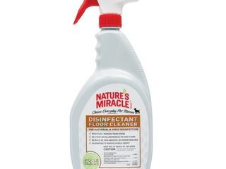 Nature s Miracle NM 5474 Brand Disinfectant Floor Cleaner  32 oz