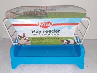 Kaytee Hay Feeder Free Standing Trough
