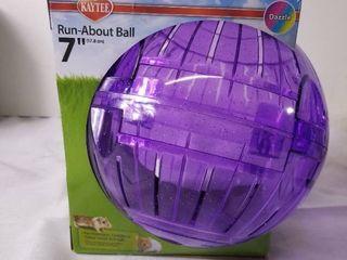 Kaytee 7 Inch Run About Ball