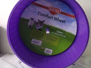 Kaytee Giant 12 Inch Comfort Wheel