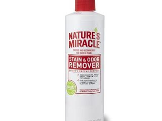 Nature s Miracle Pour Pet Stain Remover   16 Oz