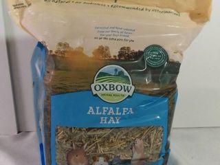Oxbow Animal Health Alfalfa Hay 15 Oz Expires August 15 2021