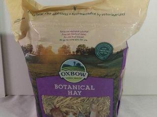 Oxbow Animal Health Botanical Hay 15 Oz Expired November 7 2020