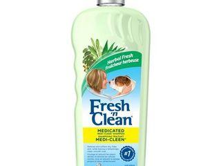 Fresh n Clean Medi Cleen Medicated Shamp 18oz