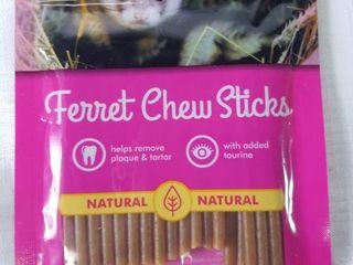 Chicken Flavored Ferret Chew Sticks  Expired