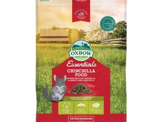 Oxbow Animal Health Chinchilla Fortified Small Animal Feeds  10 Pound