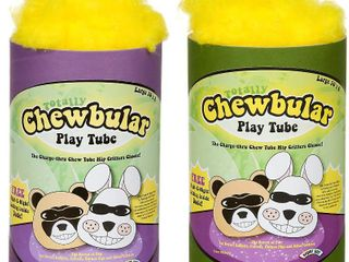 Kaytee Chewbular Play Tube  Medium  Colors Vary