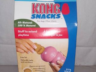 7 Ounce Pack of Small Kong Snacks