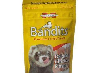 Marshall Bandits Ferret Treat  3 Ounce  Chicken