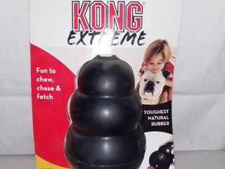 Kong Extreme Medium Chew Toy Red