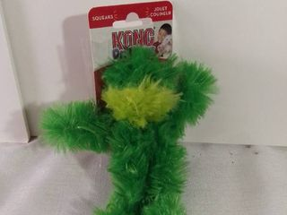 Kong Dr  Noys Frog Squeaker Toy