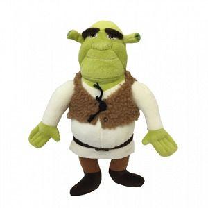 Multipet Shrek Plush Dog Toy