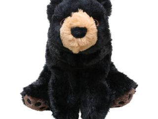 KONG Comfort Kiddos Bear  Small  Black