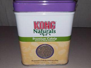 Kong Naturals Premium Catnip 1 Ounce Can
