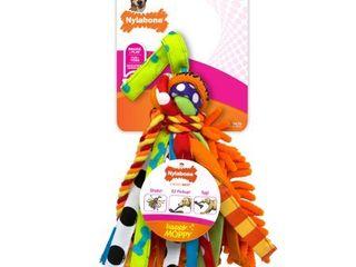 Nylabone Dura Toy Happy Moppy Fabric Dog Toy  Medium