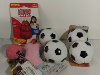 lot of 7 Micelanious Kong and lil Pals Toys