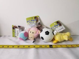 lot of Small Pet Toys