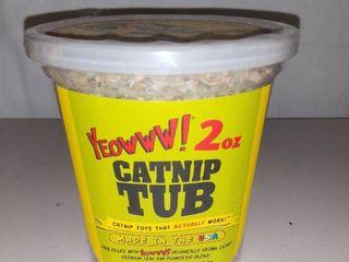 Yeowww 2 Ounce Catnip Tub